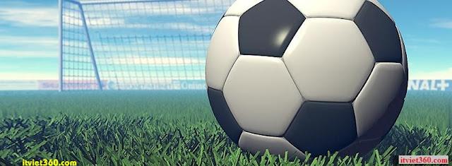 Ảnh bìa Facebook bóng đá - Cover FB Football timeline, football