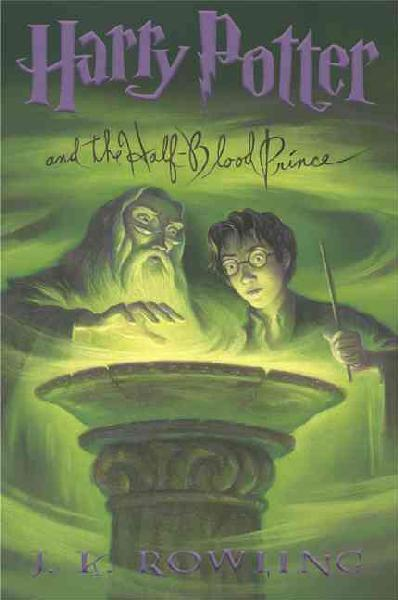 Read Harry Potter and the Half-Blood Prince online free