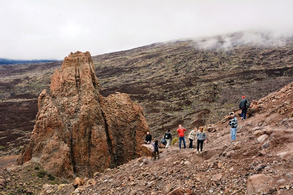 Garcia Rocks El Teide, Tenerife