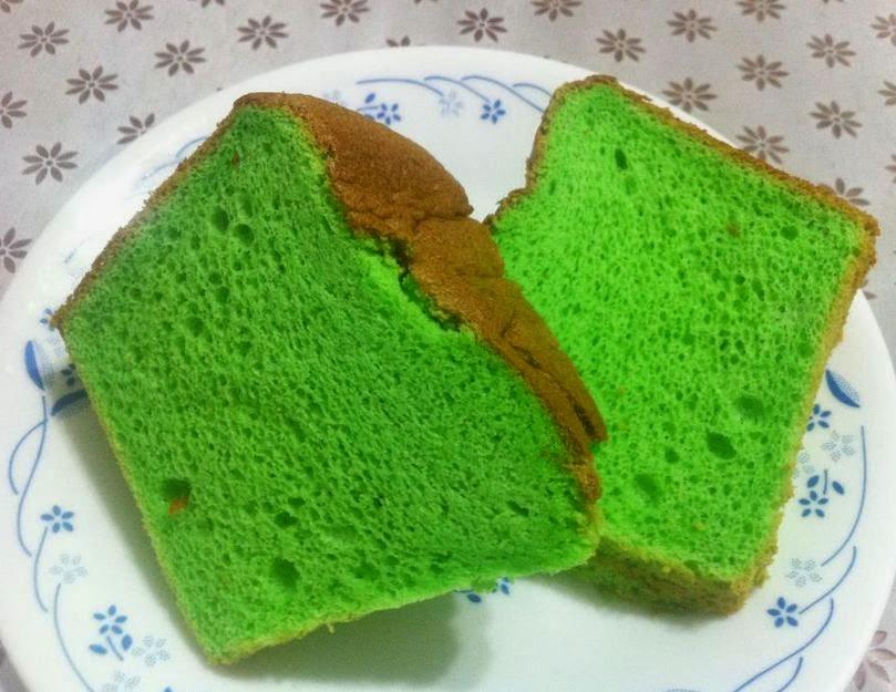 Resep Chifon Cake Sehat Olahan Bayam Jagung