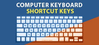 basic keyboard shortcut keys