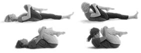 Yoga Pavanamuktasana