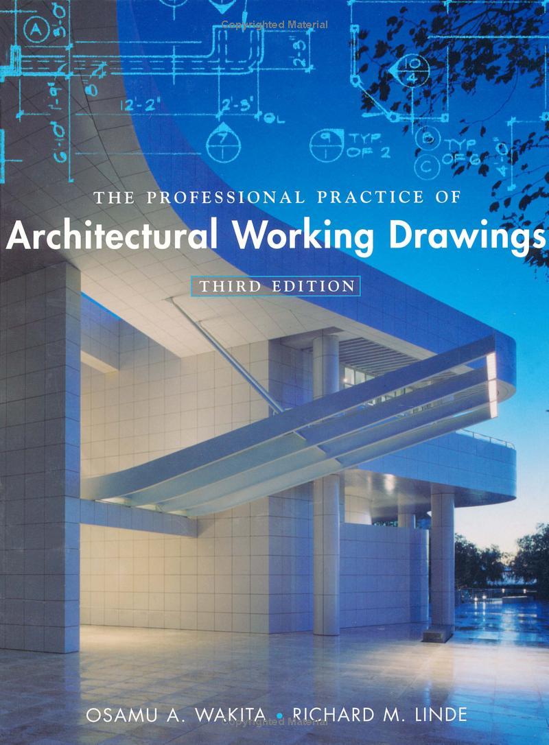 Professional handbook of architectural working drawings for Handbook of interior lighting design