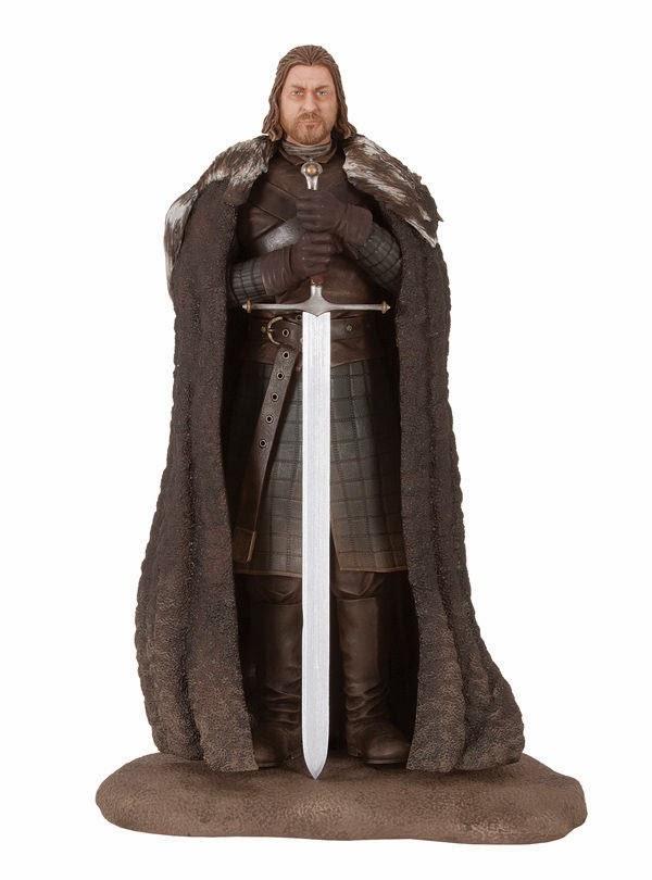 estatua Eddard Stark Juego de Tronos