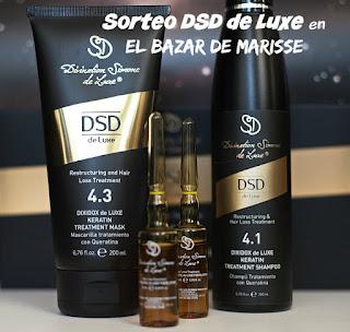 ¡¡SORTEO DSD DE LUXE!!