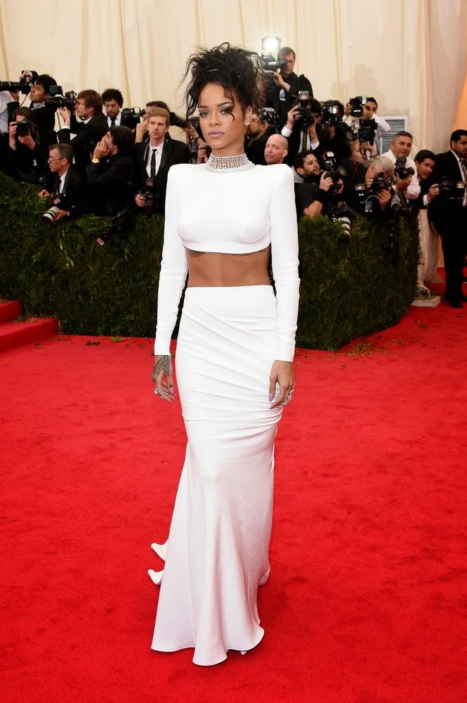 Rihanna, Met Gala 2014