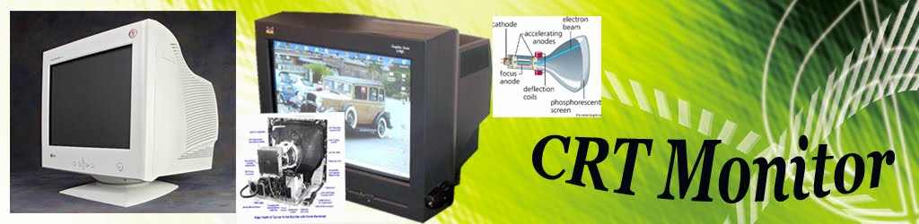 how to Repair CRT monitor