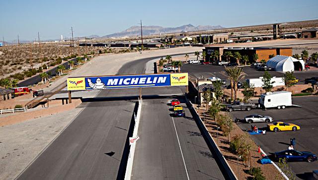 motorsports track