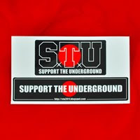 SxTxU SUPPORT Sticker Ver.3