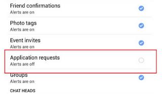 Menghilangkan Notifikasi Game Request