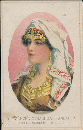 Albanesin