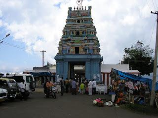 Kurinji Andavar Murugan Temple Kodaikanal