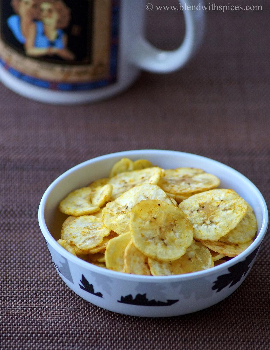 kerala banana chips recipe, how to make banana chips. kerala ethakka upperi, vazhakkai chips recipes, onam sadya recipes