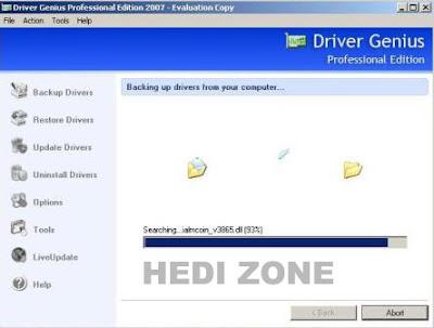 Cara backup Driver Komputer