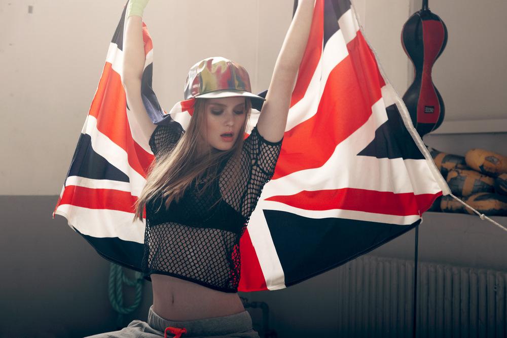 London calling - Nude magazine