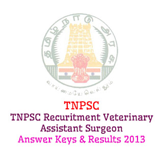 Veterinary Assistant Surgeon Answer Keys 2013