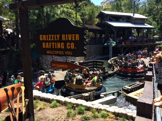 Grizzly River California Adventure