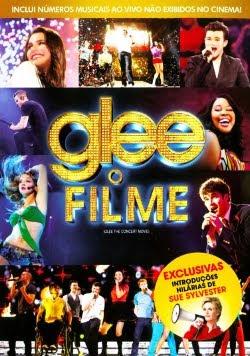 Filme Poster Glee – O Filme DVDRip XviD Dual Audio & RMVB Dublado