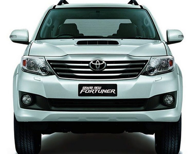 Toyota Fortuner 2015 New Shape Toyota Fortuner 2015