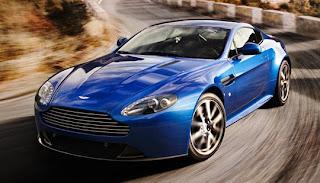 Aston Vantage V8 S