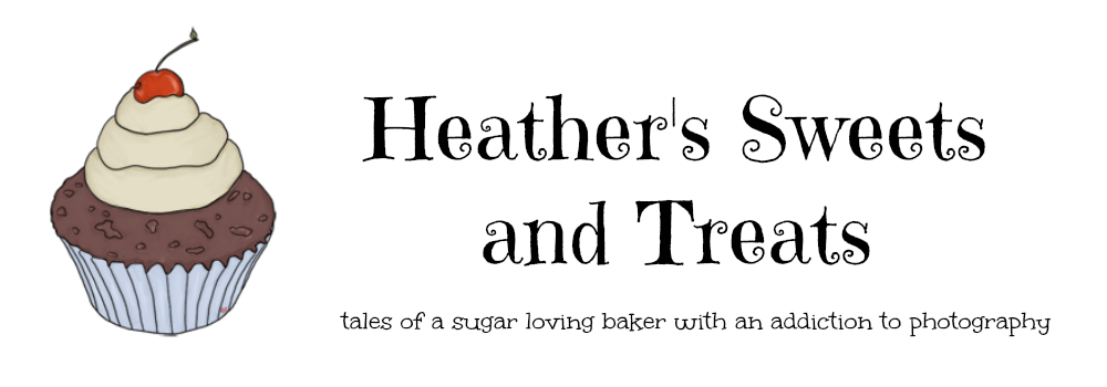 Heather's Sweets and Treats