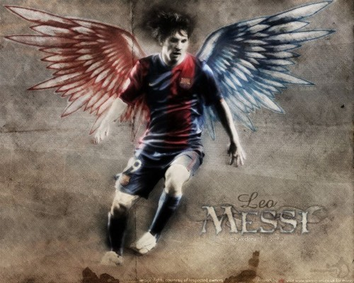 Lionel Messi Wallpaper Lionel Andres Messi 275968_500_400