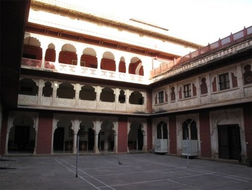 Brij Raj Bhawan, Kota