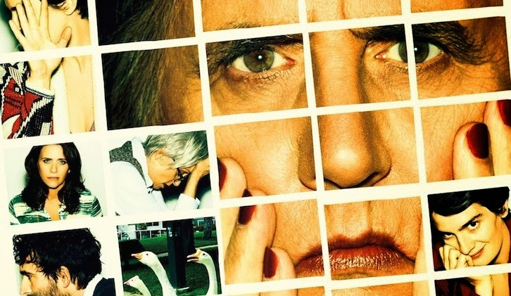 Transparent - First Promotional Poster