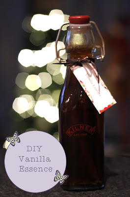 Make your own vanilla essence tutorial