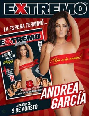 Fotos Andrea Garcia H Extremo Agosto 2011