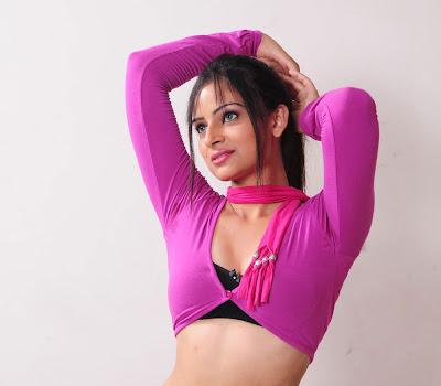 Sexy hot Anuhya reddy hot photo session stills