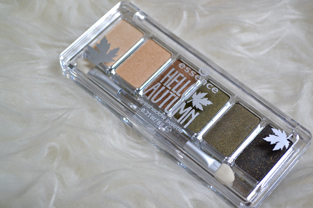 Palette Hello Autumn Essence Cosmetics