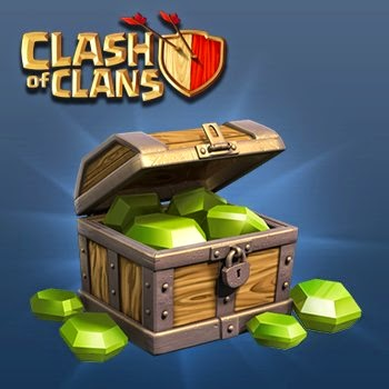 Cara Mendapatkan Gems di Clash of Clans