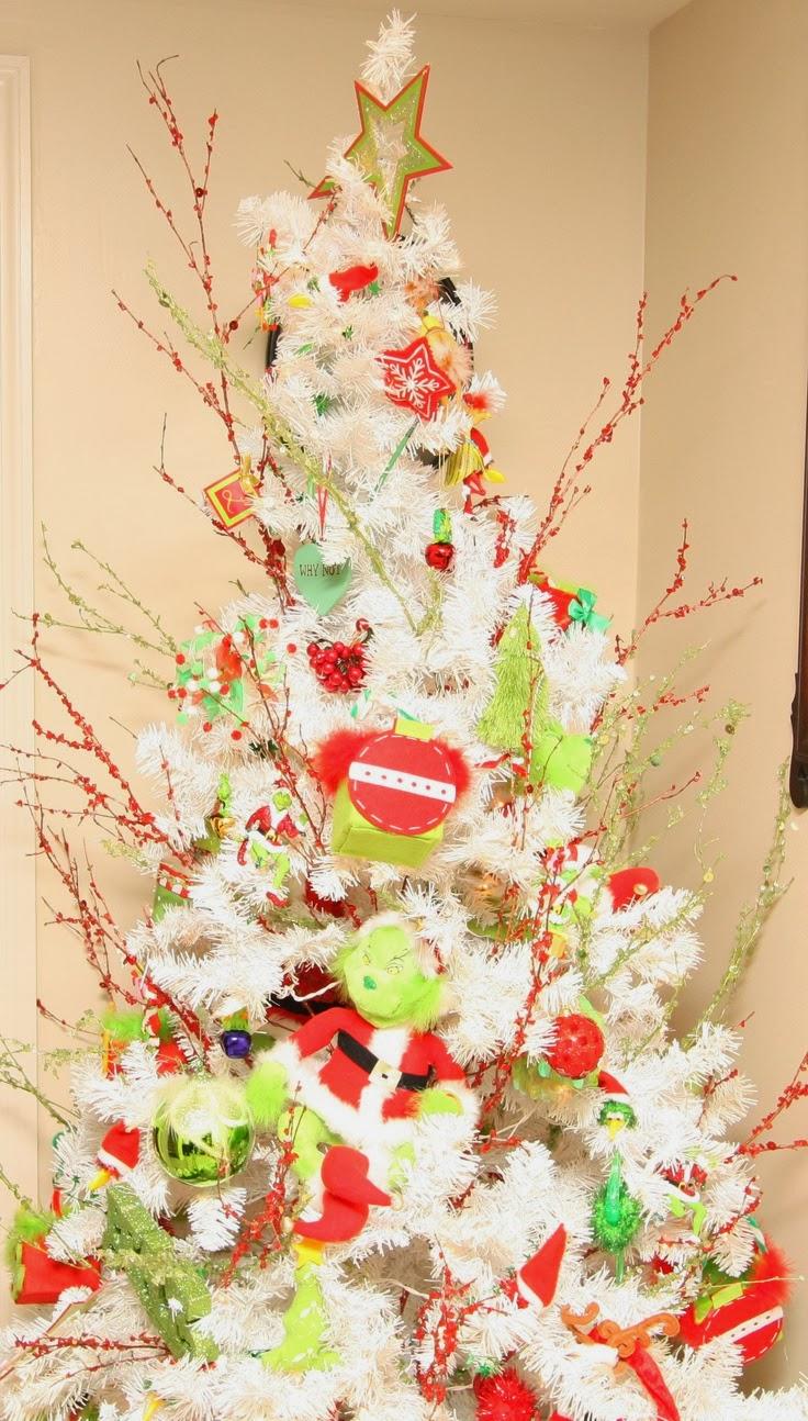 Grinch stromček