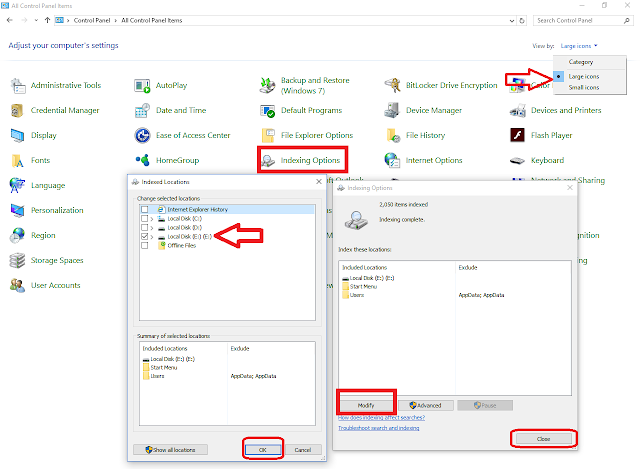 how to search file folder & text content in windows 10 pc,windows 10 search setting,how to search in windows 10,file search,folder search,index text content search,windows 8.1,how to do search option setting,text content index file search,search text,search content of file,windows 10,searching file,search video,search music,pc search,how to,Indexing Options,Always search file names and contents,file name search