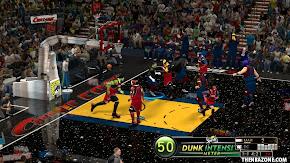 NBA 2K13 Superhero Mod DC vs MARVEL Patch v1