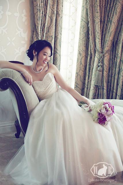 Disneyland Wedding - Fairy Tale Suite, The Disneyland Hotel {White Rabbit Photo Boutique}