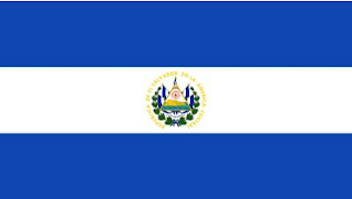 Bendera Negara El Salvador - Ar310 dot blogspot dot com