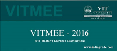 VITMEE 2016 Application Form