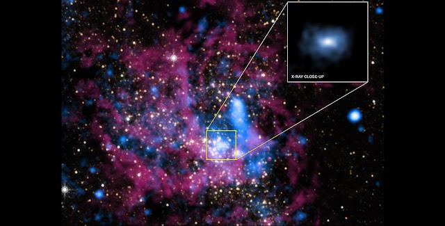 Supermassive black hole Sagittarius A* at the heart of the Milky Way galaxy Image Credit: X-ray: NASA/UMass/D.Wang et al., IR: NASA/STScI