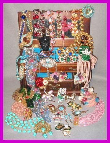 Vintage Fashion Jewelry All Jewellery Pics