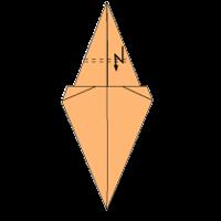 Cara Membuat Origami Kumbang Pohon