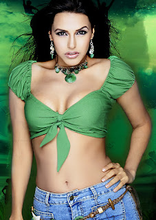 Neha Dupia hot and sexi bikini Photo