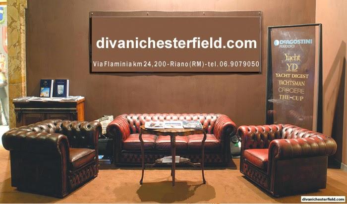 Divani chesterfield vintage usati e nuovi divani in pelle - Divani stretti e lunghi ...