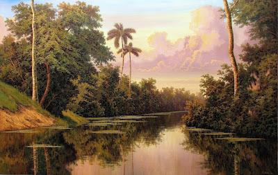 paisaje-con-rio-al-oleo