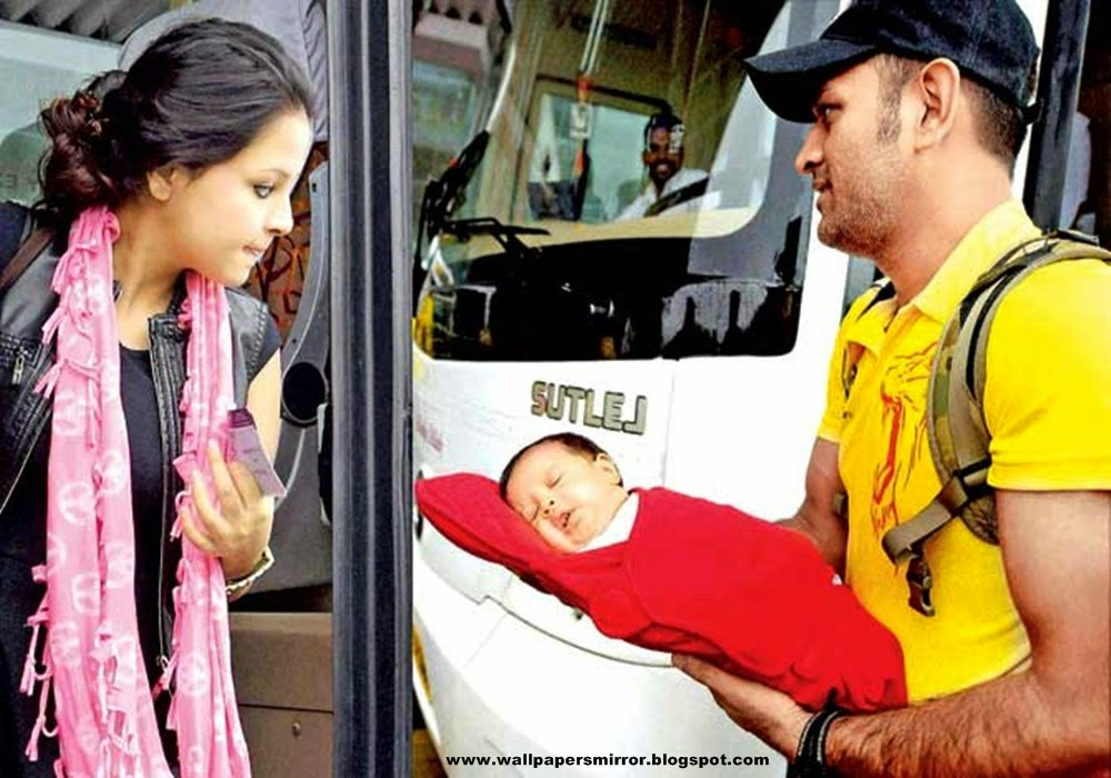 6 best dhoni daughter ziva photo collections