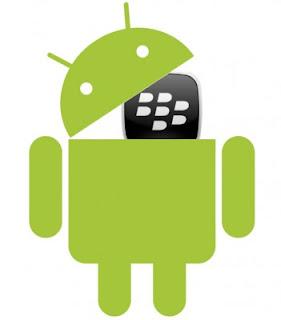 Lebih Hebat mana Android Atau BlackBerry?