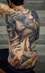 Significados tatuagens costas
