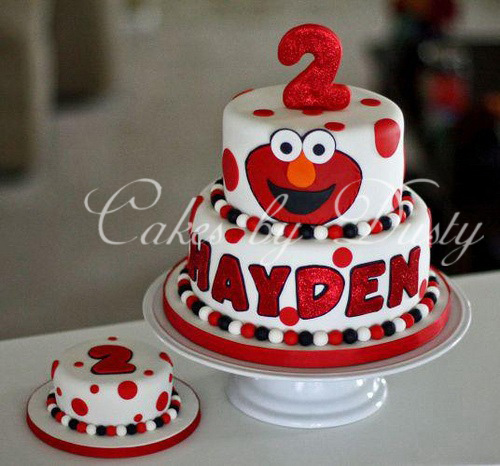 Cakes By Dusty: Hayden's 2nd Birthday