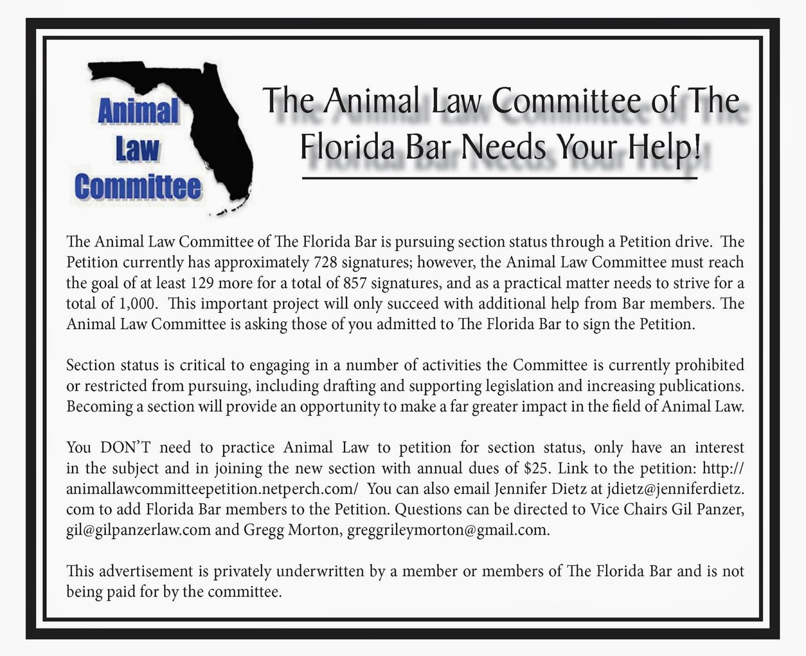 Florida Animal Law
